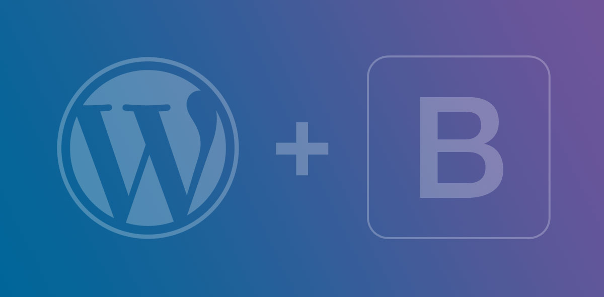 Wordpress + Bootstrap